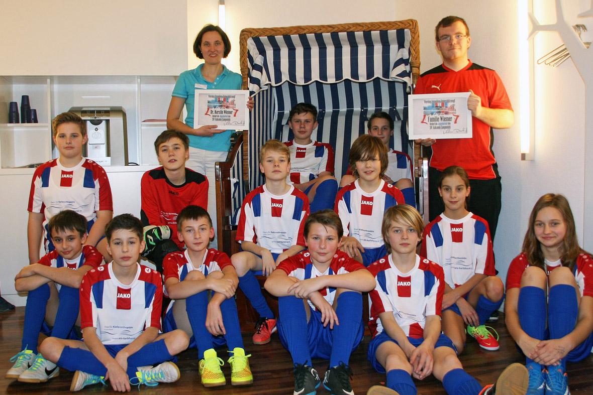 KFO-Karlshorst + SV Askania Coepenick 1