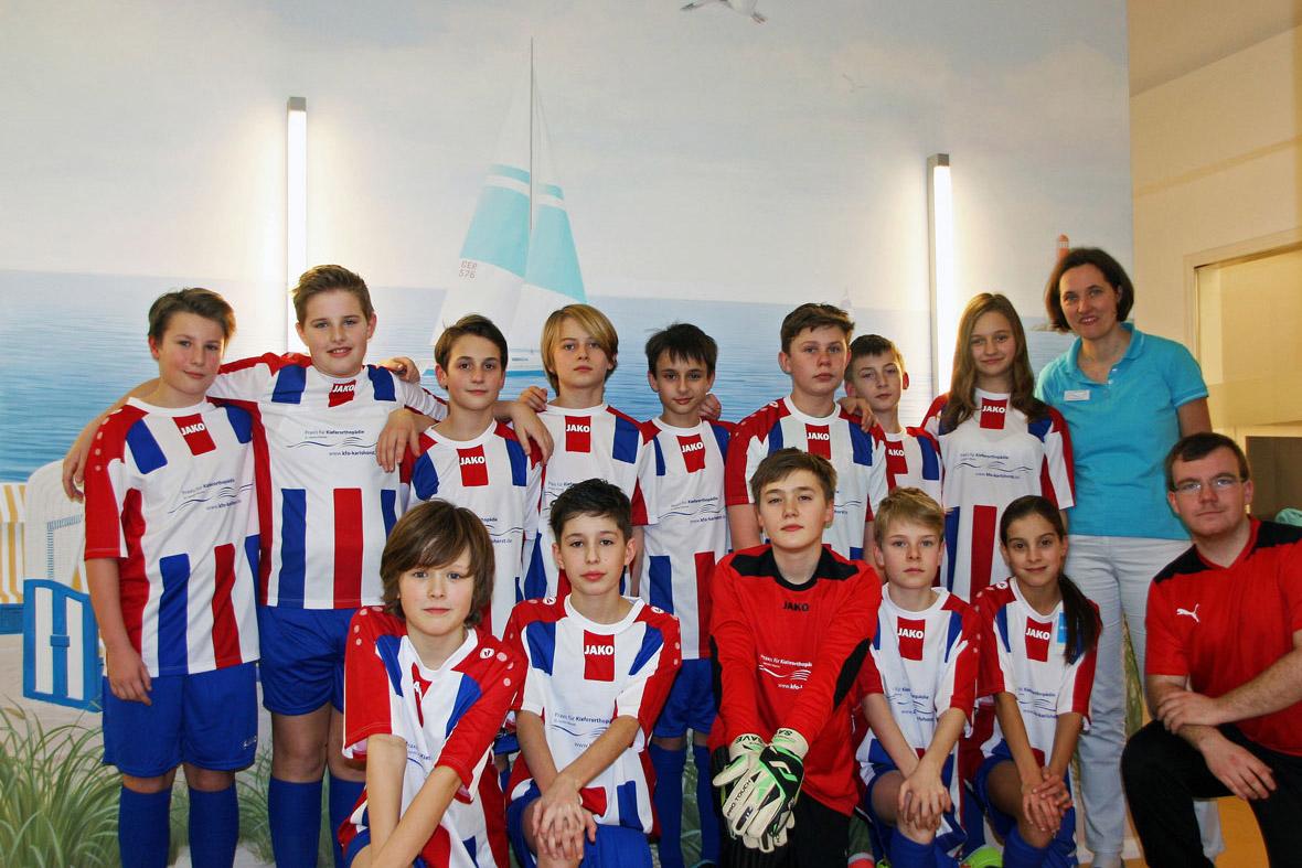 KFO-Karlshorst + SV Askania Coepenick 2