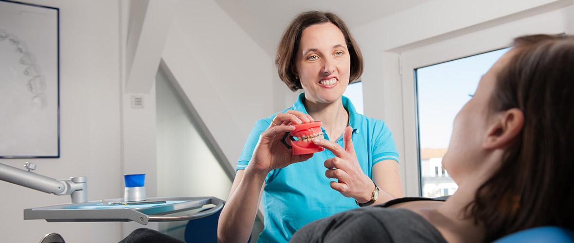 Praxis für Kieferorthopädie - Karlshorst - Kieferorthopaedie 5