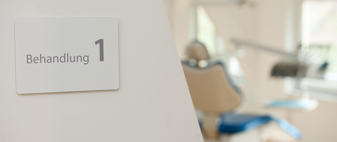 Praxis für Kieferorthopädie - Karlshorst - Behandlung 1