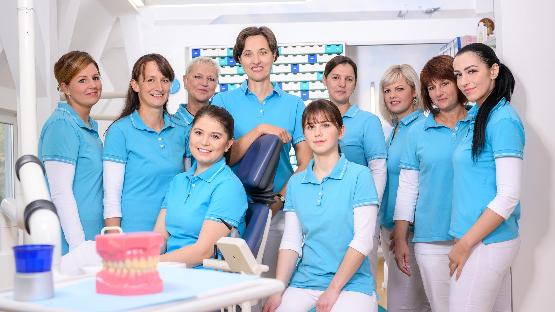KFO-Karlshorst (Frau Dr. Kerstin Wiemer) - Team